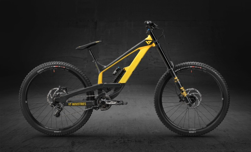 YT Industries TUES AL Downhill Bike – Next Level