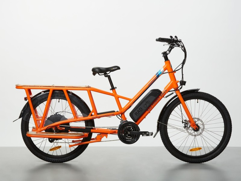 Rad Power Bikes RadWagon available in Europe September 25th!