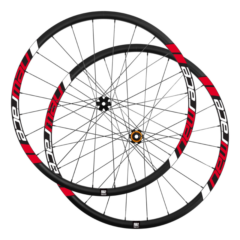 New Race Road SL 24, a Tubular Disc Wheel built for Cyclocross
