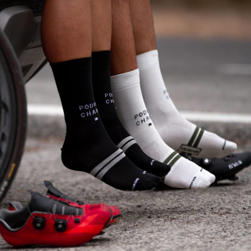 New Sporcks Podium Champ Socks with Bioceramic Fibers