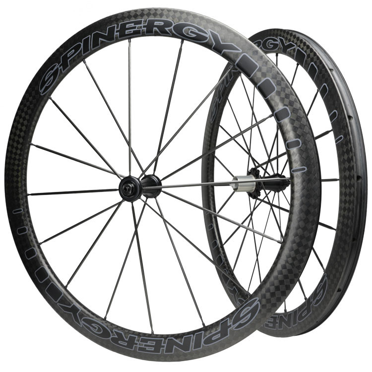 The New FCC 4.7 Road Cycling Wheelset from Spinergy