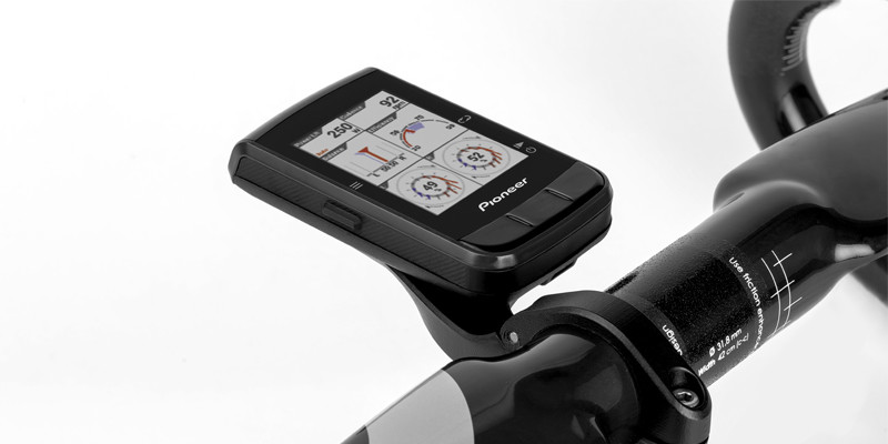 Plan Your Next Adventure with the New Pioneer SGX-CA600 GPS Navigation Cycle Computer