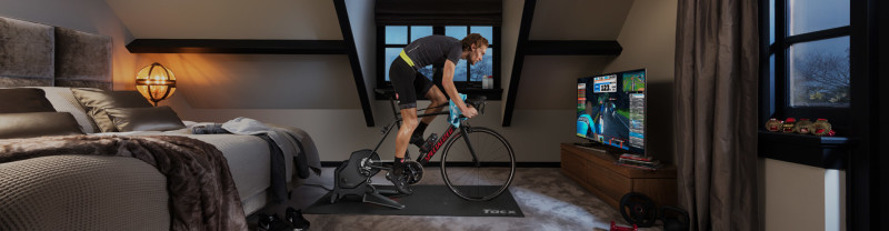 What better way to start the Indoor Season by introducing Tacx New Bike Trainer: the Flux S Smart
