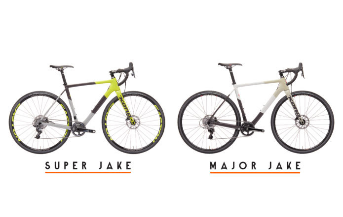 Say Hello to the 2019 Kona Family of Jakes