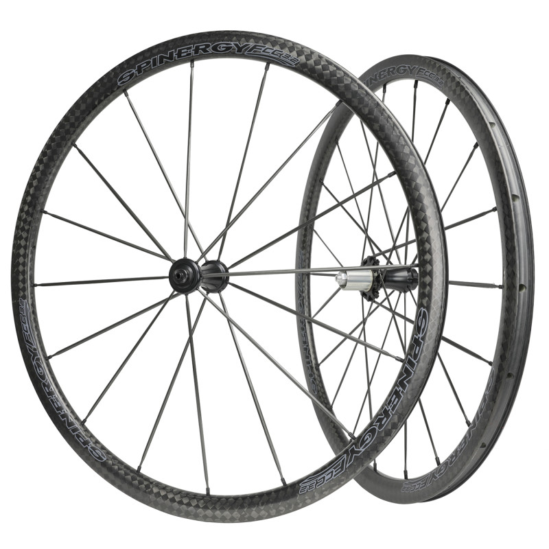 Meet the New Spinergy FCC 3.2 Road Wheels, also Available in a Disc Version