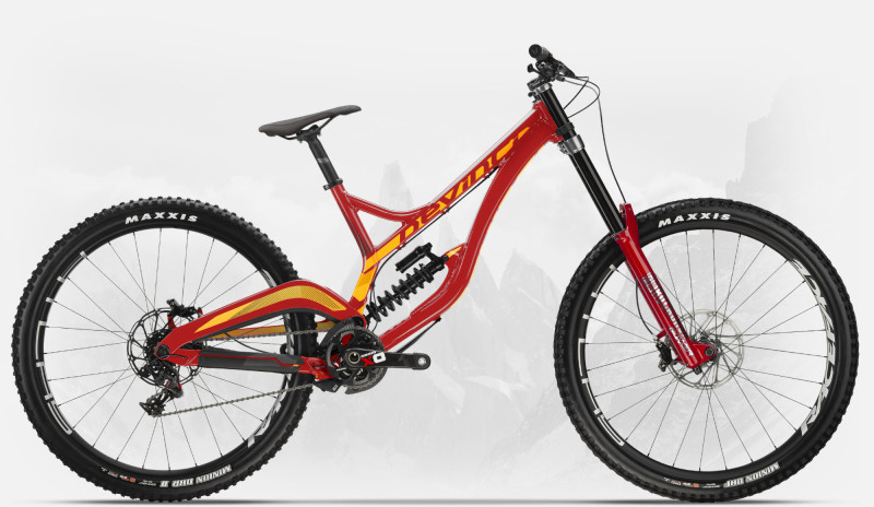 "Say hello to the New Devinci Wilson 29"". Fierce by Nature. A force by Design"