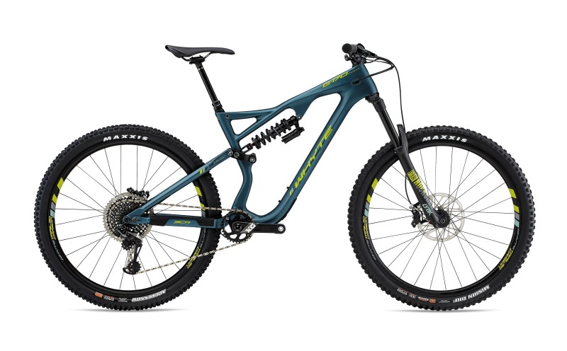 Whyte Bikes unveils the New G-170C Works 29er Mountain Bike