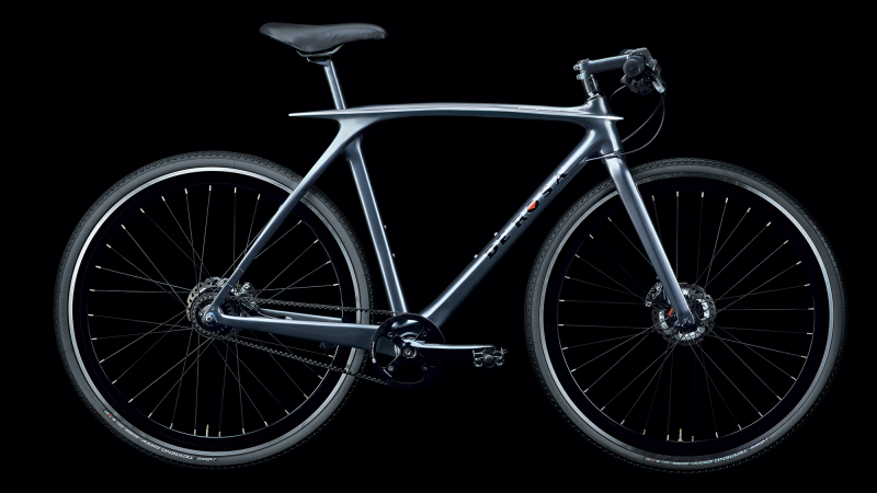 Metamorphosis: the first Sport Utility Bike in the World designed by De Rosa and Pininfarina