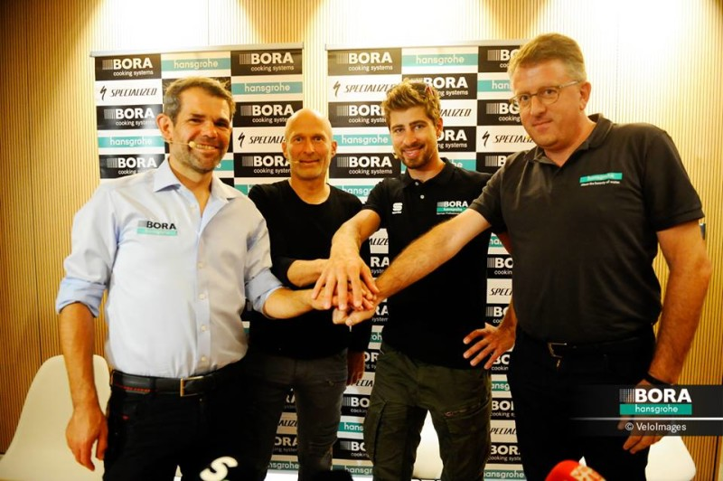 Peter Sagan to stay with BORA-hansgrohe through 2021