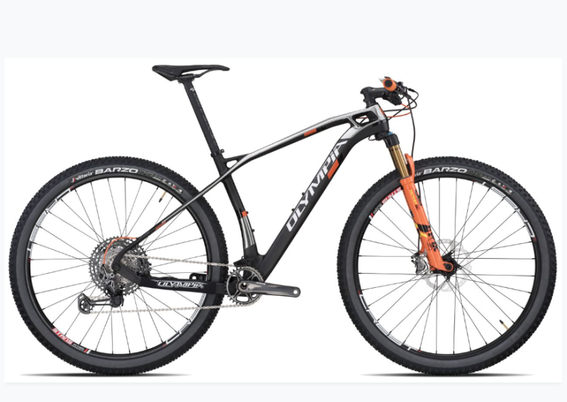 Olympia announced the New 2019 Model of the F1 Hardtail