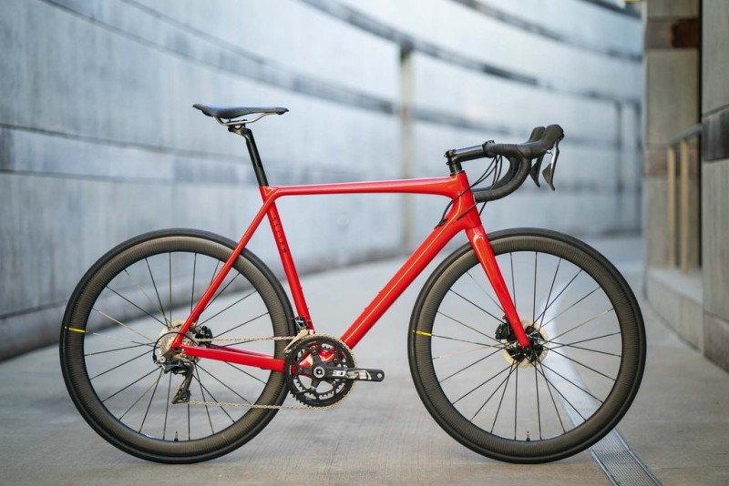 Introducing the New Allied Cycle Works Fall Edition Alfa Road Bikes