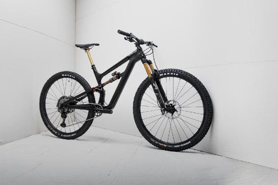 The All-New Cannondale Habit. A Mountain Bike for Mountain Biking