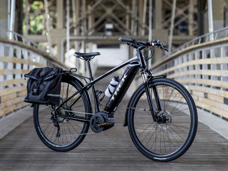 Meet the All-New Trek Dual Sport+