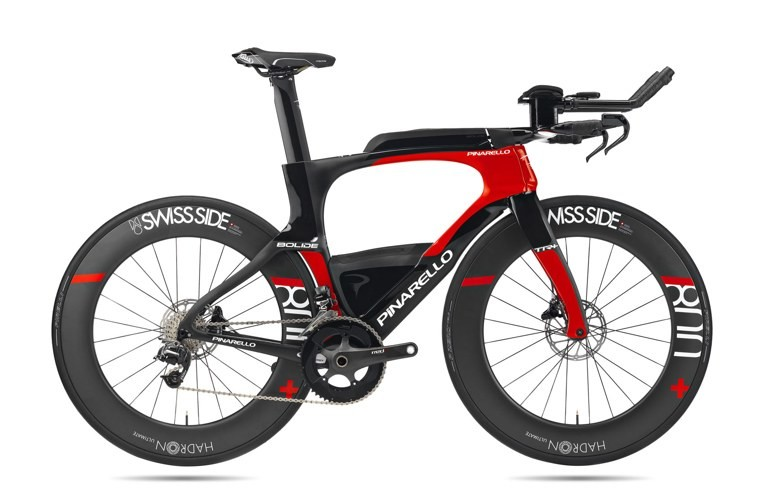 Pinarello is pleased to introduce the Bolide TR+ Bike