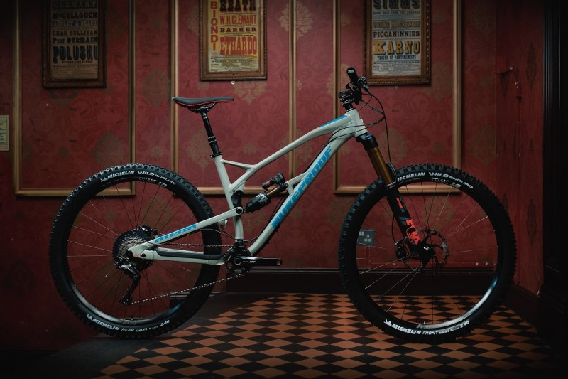NukeProof bring us the Mega 290 Mountain Bike 2019 Model