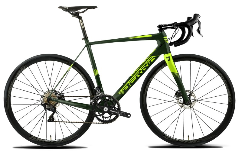 New Belador Disc, now the Endurance Version of Berria also in Disc Brakes