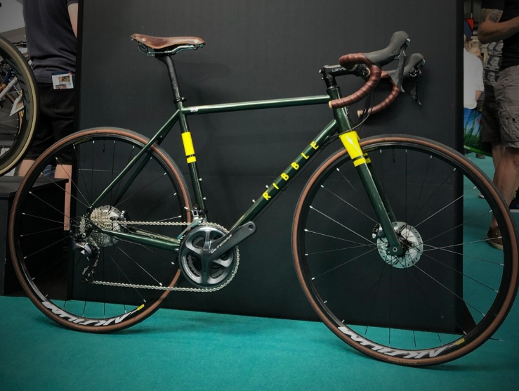 Here's another New Bike! Meet the Ribble Endurance 725 Disc