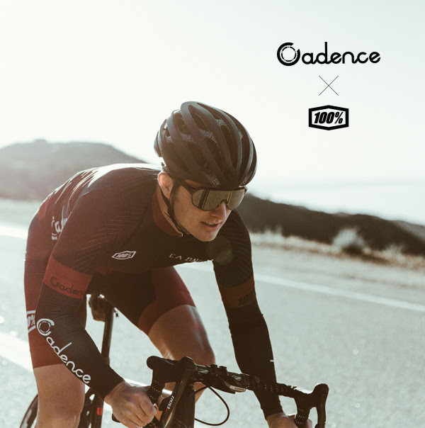 Presenting the Limited Edition Cadence Collection S2 Sunglasses from 100Percent
