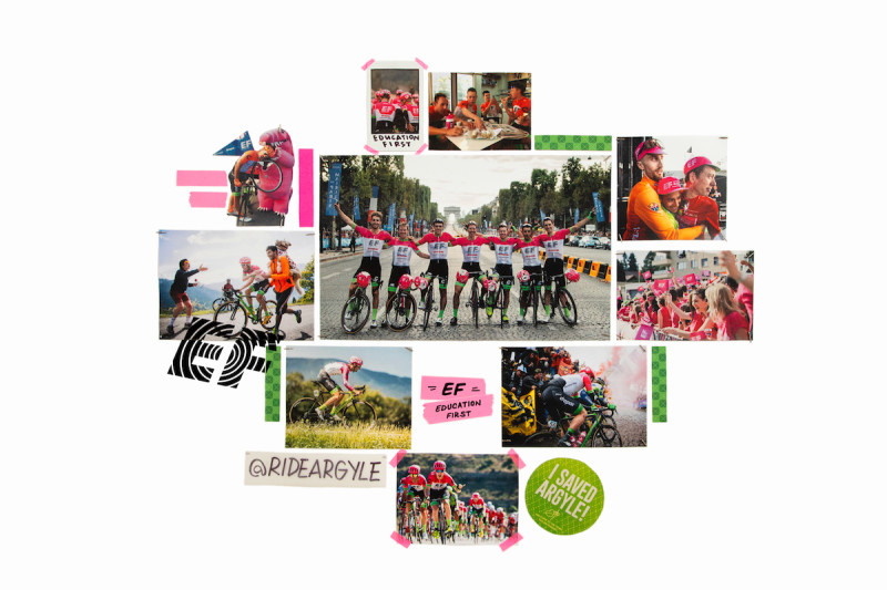EF Education First and Rapha announce Groundbreaking Partnership
