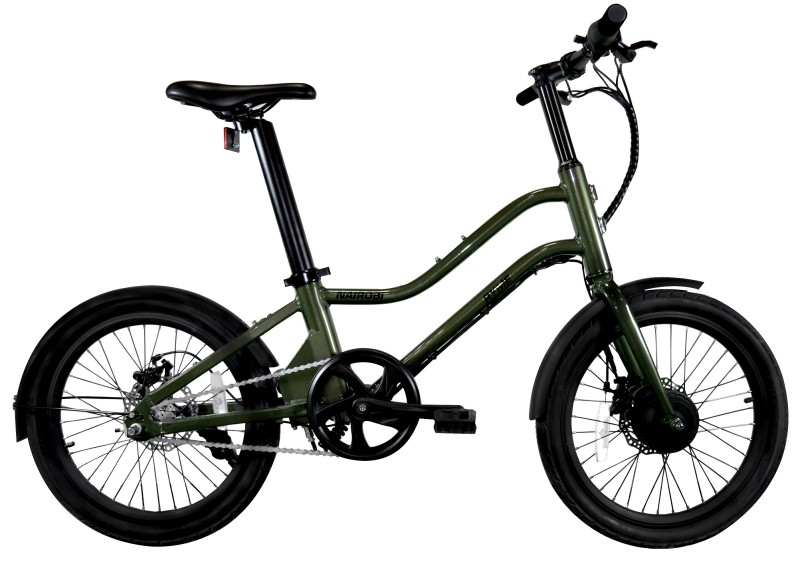 New Electric Bicycle Urban Nairobi from Ryme Bikes