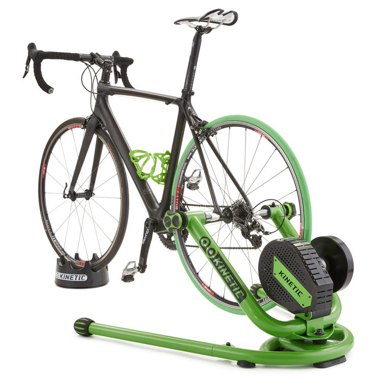 New: Kinetic Rock and Roll | Control Bike Trainer