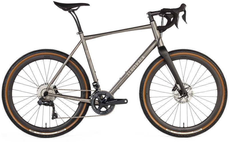 Introducing J.Laverack Bicycles Gravel Adventure Bike, the GRiT