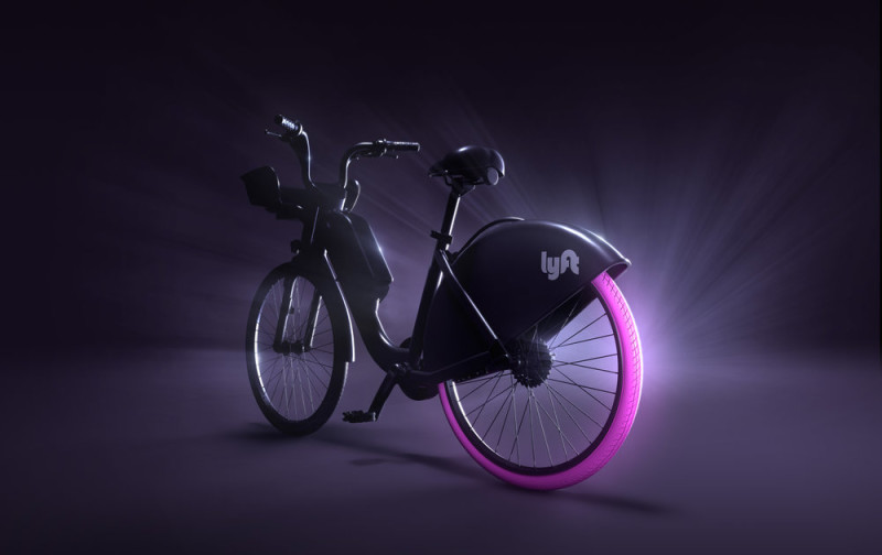 Lyft Becomes America's Largest Bikeshare Service