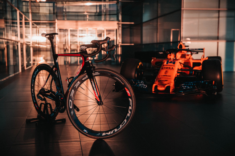 McLaren to become joint venture Partner in Bahrain Merida Pro Cycling Team