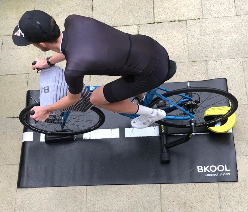 BKOOL: Allowing the Team to Train Smarter