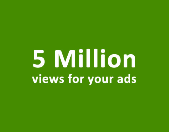 Want a 5 Million Views Campaign?