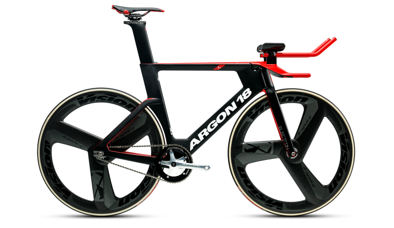 Introducing the New Electron Pro Track Bike