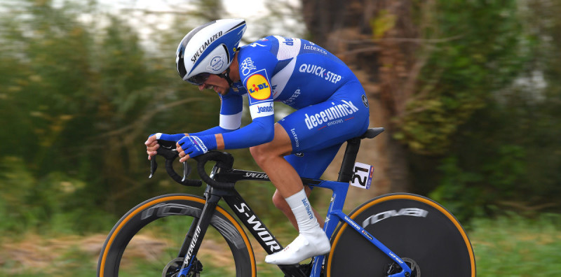 Vuelta a San Juan: Alaphilippe Time Trials to Stage Win and Leader's Jersey