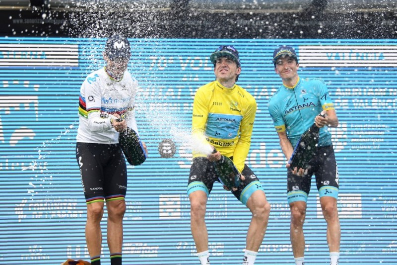 Volta a la Comunitat Valenciana. Ion Izagirre wins Final Classification, Pello Bilbao is Third, Astana is Best Team