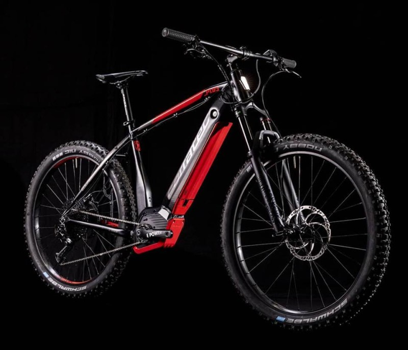 The New E-Power XVert Factory 650B+
