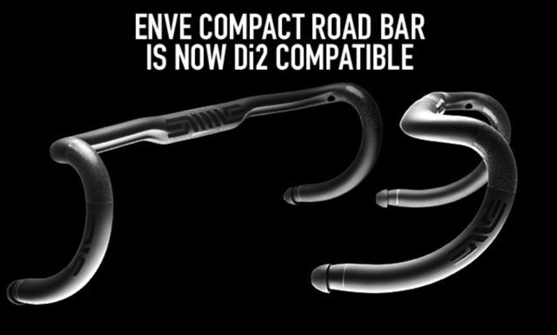 ENVE Compact Road Bar is Now Di2 Compatible