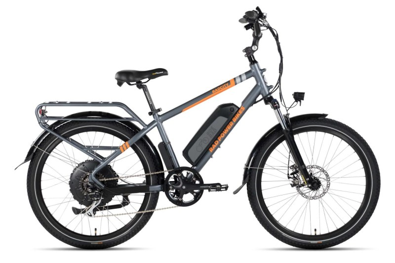 The 2019 RadCity Electric Commuter Bike