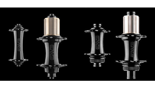 Introducing Enve Aluminium Road Hubs and New Wheelset Pricing