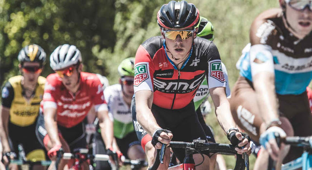 BMC Racing Team Targets Multiple Objectives with Well-Rounded Giro d'Italia Roster