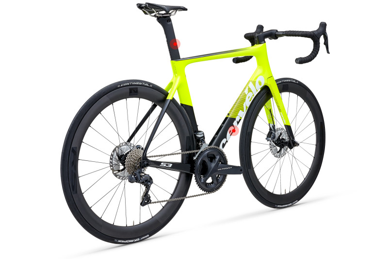 Speed Engineered - New Cervélo S3
