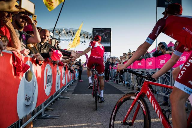 Giro d Italia 2018  Team Katusha Alpecin s lineup f1943f618