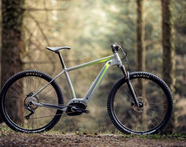 Ride More, Ride Better - New Cannondale Trail NEO Performance