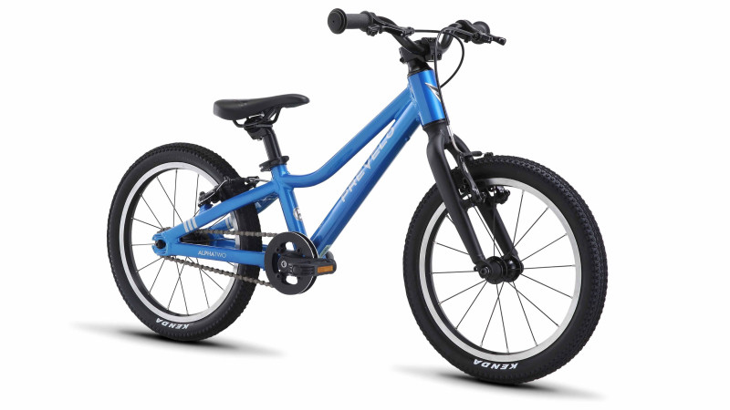 The New Prevelo Color - Braap Blue