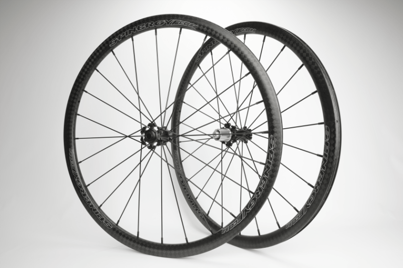 The New GXC Carbon Wheelset from Spinergy