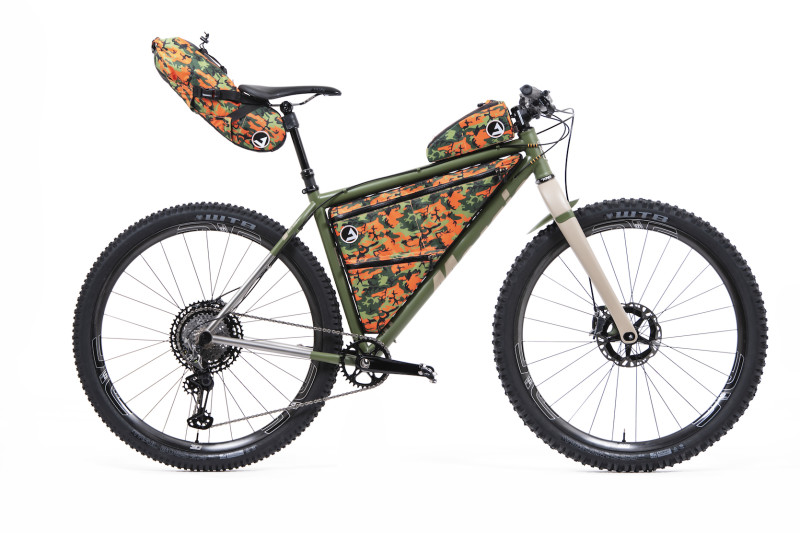 "The Mosaic MT-1 Wins ""Best Mountain Bike"" Award at North American Handmade Bicycle Show"