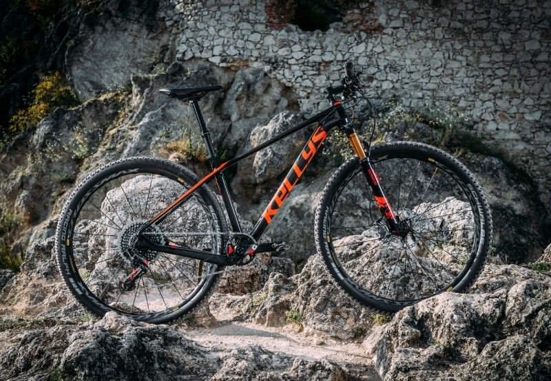 2019 Kellys Hacker 90 - Full-Blooded XC Racer with a Top-of-the-Line Components
