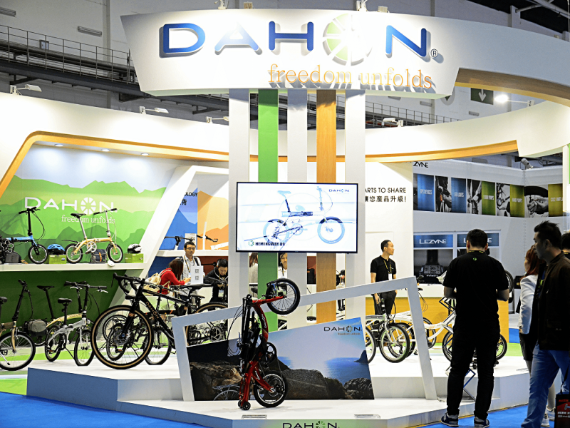 DAHON Unveils New Models and Technology at Taipei Cycle Show 2019