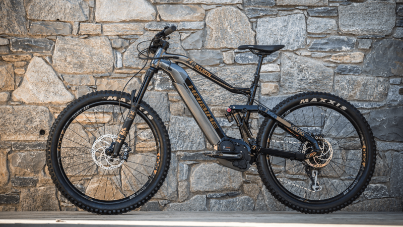 Discover the New Haibike Allmtn 6.0