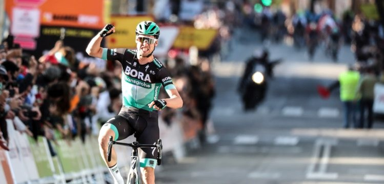 Maximilian Schachmann Solos to Victory at Volta a Catalunya Stage 5