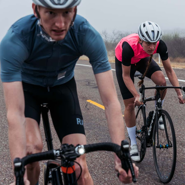 The New Pro Team and Souplesse Lightweight Rain Gilets from Rapha