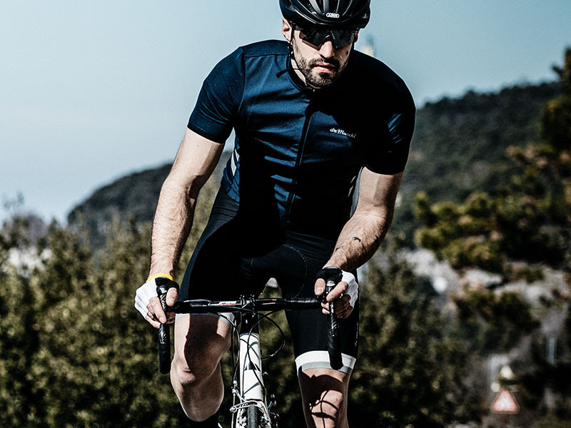 The New De Marchi Cortina Wind Jersey